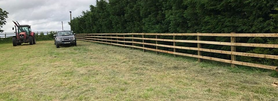 Commercial and Equestrian Fencing