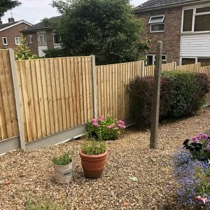 Domestic fence supply and install